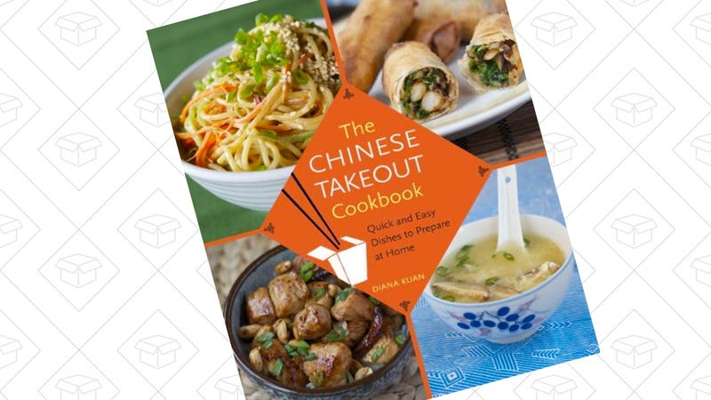 The Chinese Takeout Cookbook: Quick and Easy Dishes to Prepare at Home | $2 | Amazon