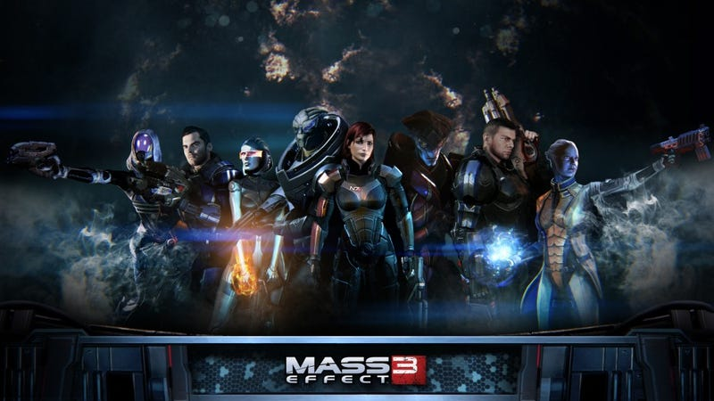 Illustration for article titled TAY Game Night: Mass Effect 3 (Xbox 360)