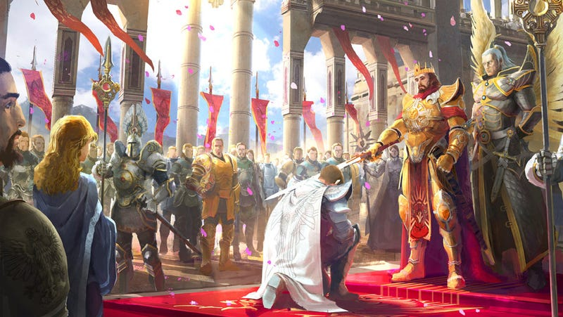 Illustration for article titled They're Already Up To Might & Magic Heroes VI, and This is What it's All About