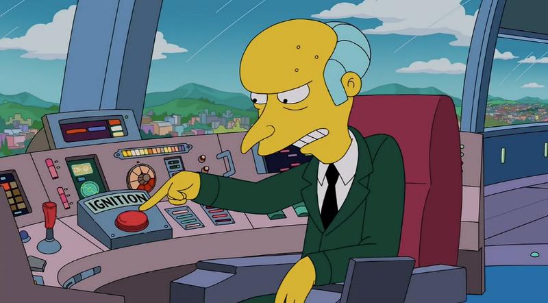 The Simpsons (Screenshot: Fox)