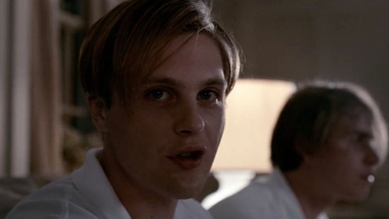 Michael Pitt in Funny Games