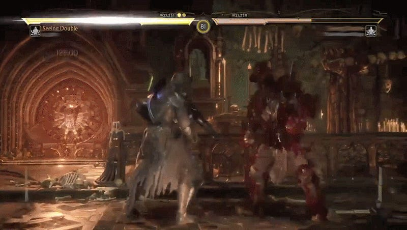 Rage-Quitting Is Appropriately Bloody in Mortal Kombat 11