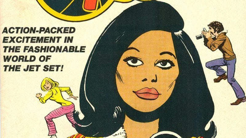 Illustration for article titled Read This: Parsing out black women's representation in comics