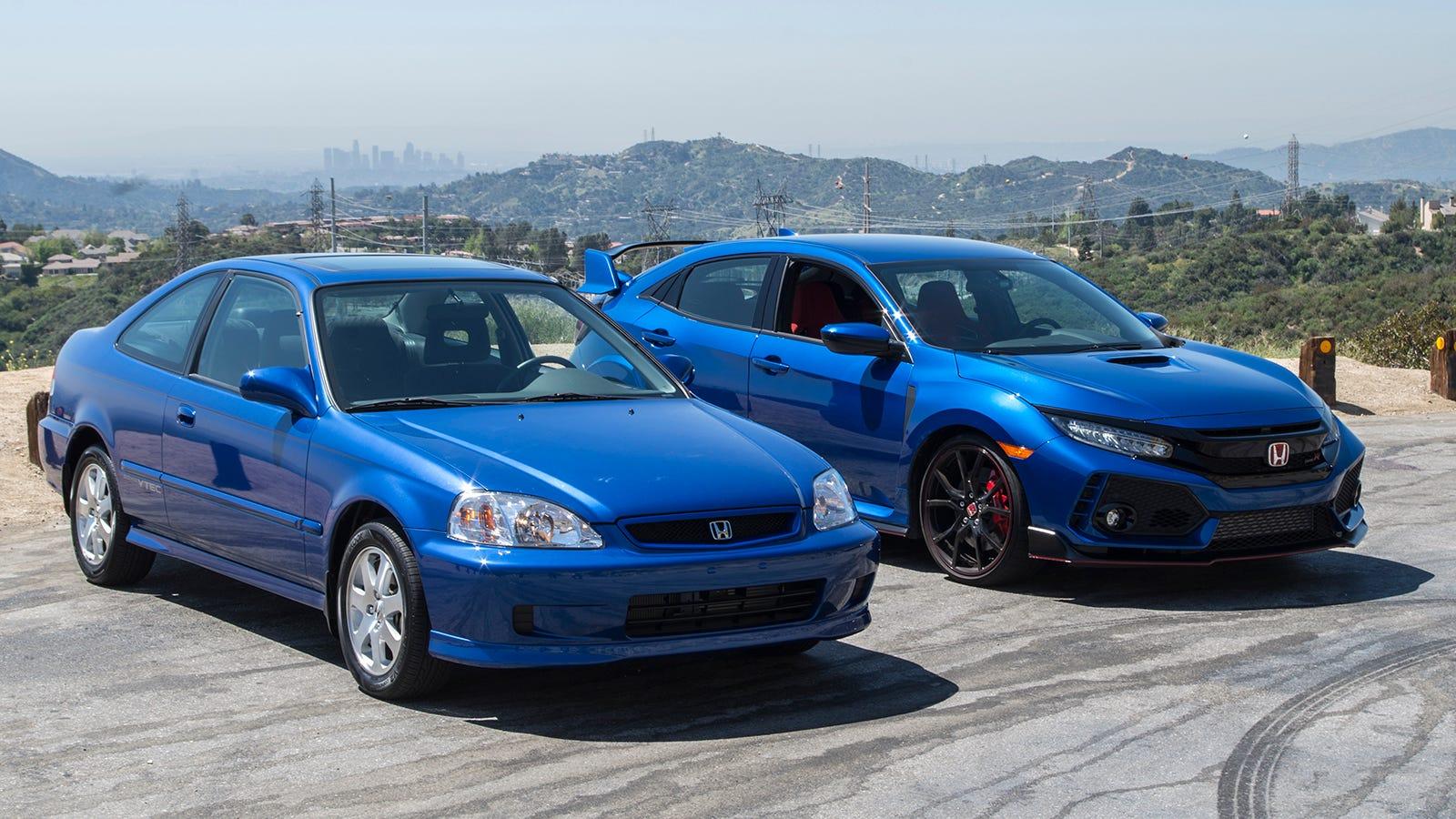Honda Civic 1999 Wallpaper