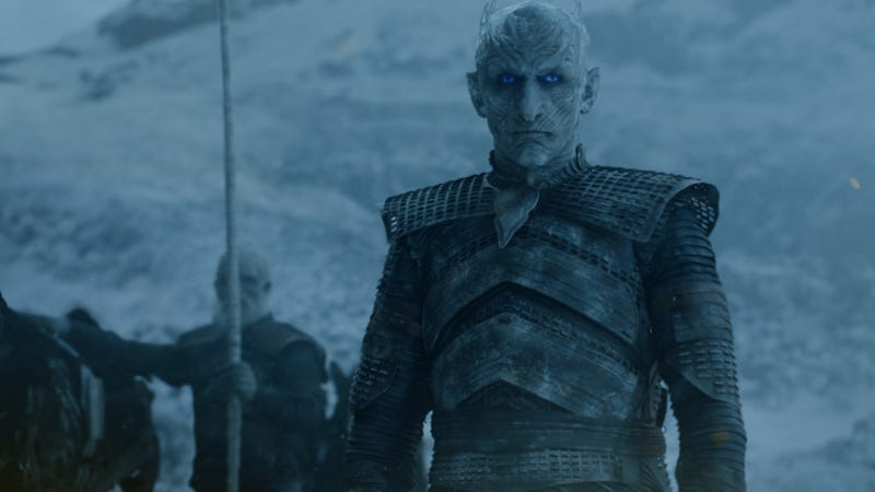 Why The Night King on this post? It's just because Game Of Thrones airs on HBO—no other reason.
