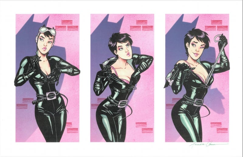 Illustration for article titled Comic Book Wednesdays: Spotlight on Amanda Conner