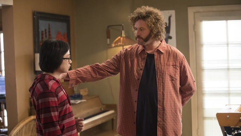 Jimmy O. Yang and T.J Miller of Silicon Valley (Photo: John P. Johnson/HBO)