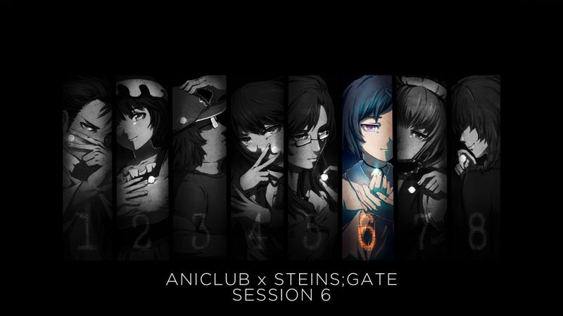 Illustration for article titled AniClub: Steins;Gate Edition: That Was Actually Pretty Cute (Ep. 16-18)
