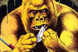 Illustration for article titled League of Extraordinary Gentleman Screenwriter Makes Monkeys Out of Justice League