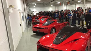 Lingenfelter Collection Open House 2015