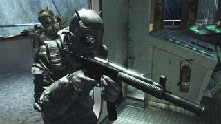 Illustration for article titled Modern Warfare 2 Features Skippable Scene of Atrocities