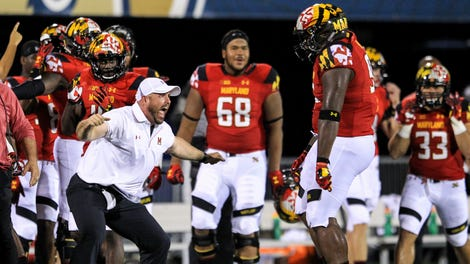 pretty nice dd700 7382d Report  Maryland Football Lived Up To Its