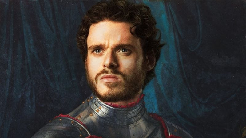 Illustration for article titled Richard Madden to play a Medici, be on the winning side for a change