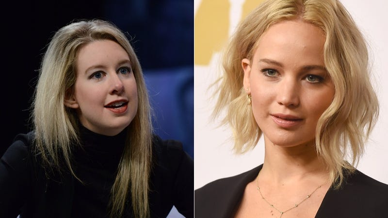 Jennifer Lawrence joins Elizabeth Holmes biopic