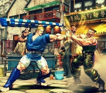 Illustration for article titled Street Fighter IV PC This Summer, Possibly Bundled With Sticks
