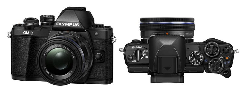 Illustration for article titled The Most Adorable Mirrorless Camera Gets a Boost