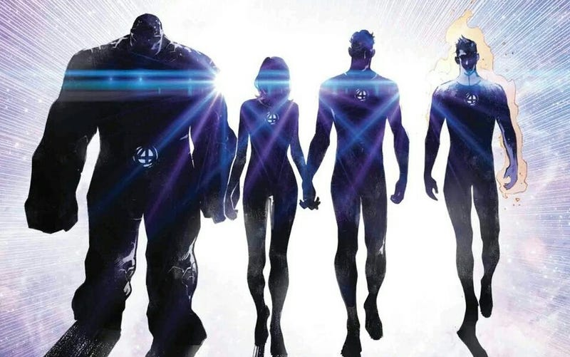 Illustration for article titled Fancasting the Fantastic Four (Again)