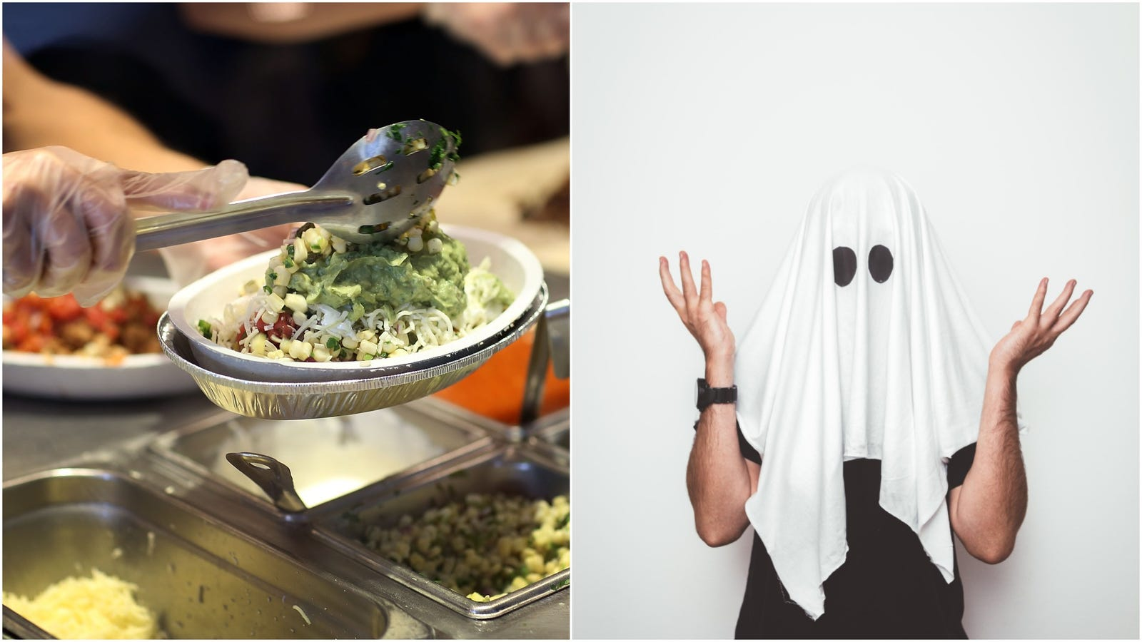 chipotle's halloween costume discount forces staff to make the tough