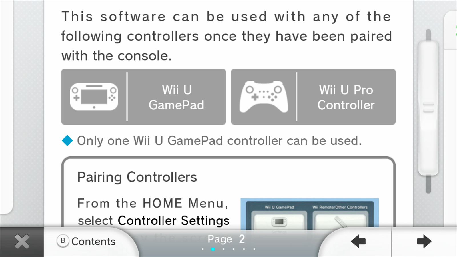even nintendo seems to be abandoning game instruction manuals rh kotaku com wii u controller manual wii u controller manual