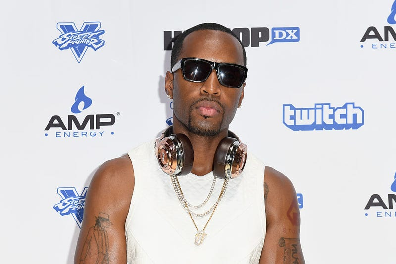 Safaree (Angela Weiss/Getty Images for AMP Energy)