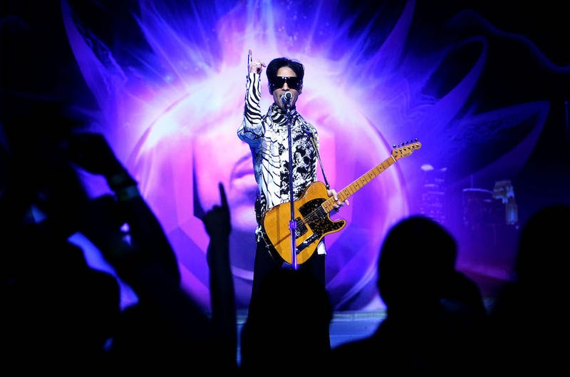 Here's Your First Look Inside Prince's Legendary Paisley Park Mansion