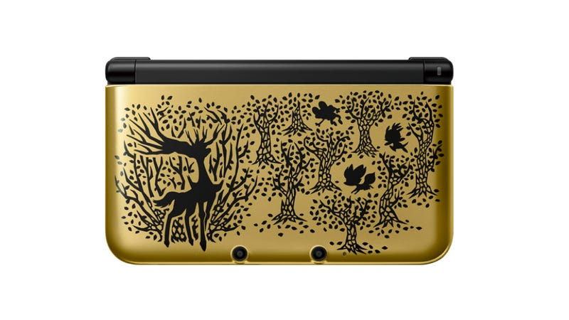 Illustration for article titled There's Another New Pokémon 3DS XL, You Know