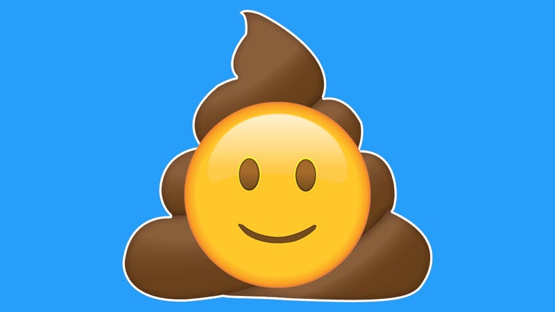 Illustration for article titled The Smiley Face Emoji Is Clearly Full of Shit