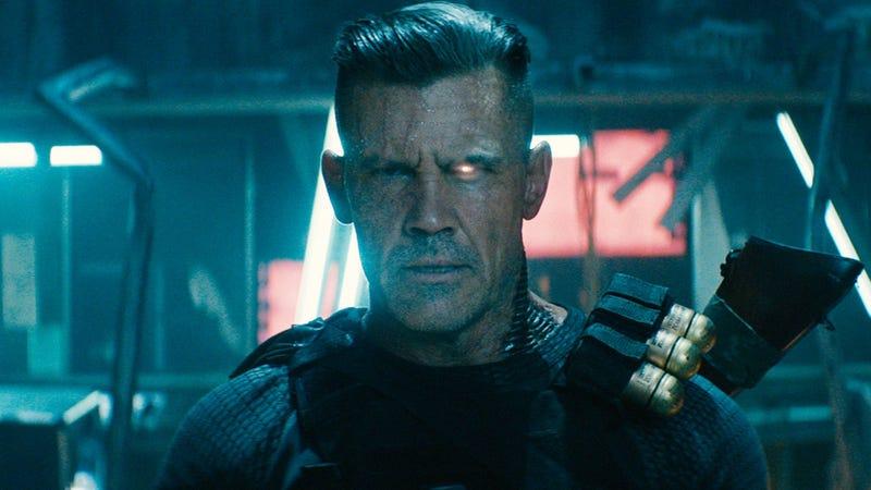 Illustration for article titled Josh Brolin ya ha hablado con Marvel sobre la posibilidad de añadir a Cable al MCU