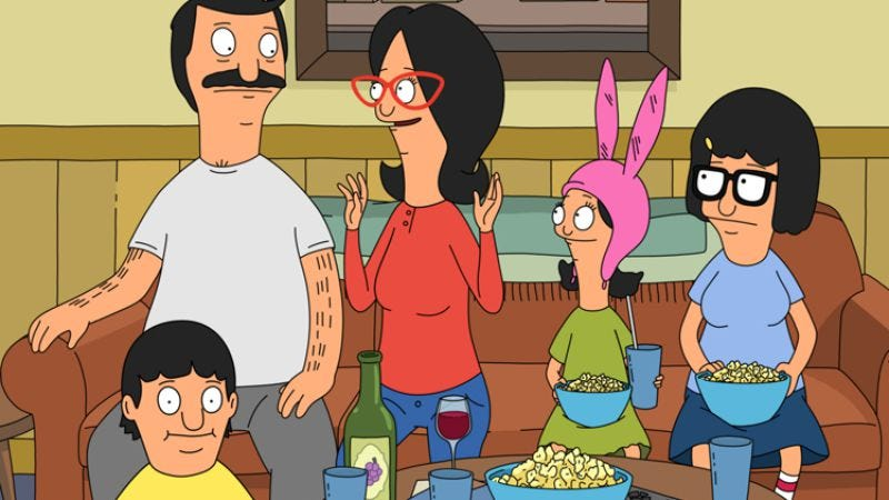 Illustration for article titled Rich people like Modern Family, poor people like Bob's Burgers