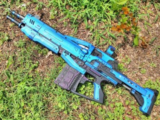 Illustration for article titled Custom Made Destiny Auto Rifle
