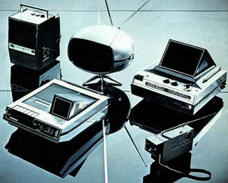 Illustration for article titled Unnamed Japanese Electronics Catalog Circa 1970