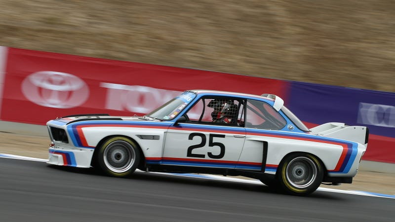 Illustration for article titled Your ridiculously cool BMW 3.5CSL wallpaper is here