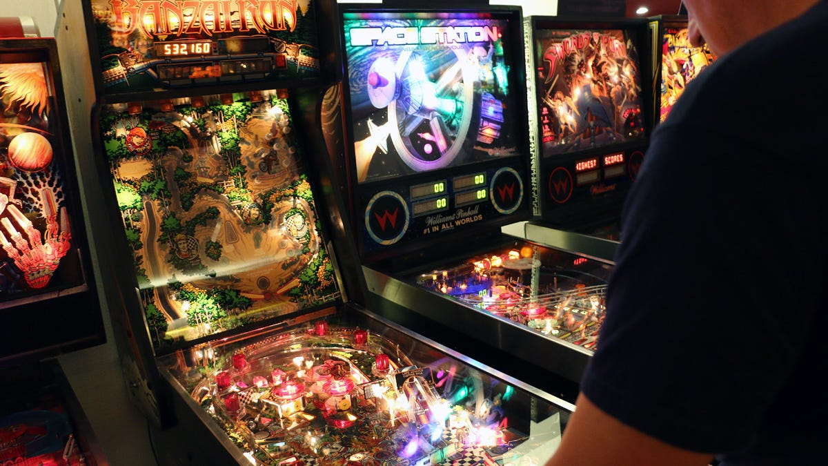 Hot pinball erotic edition