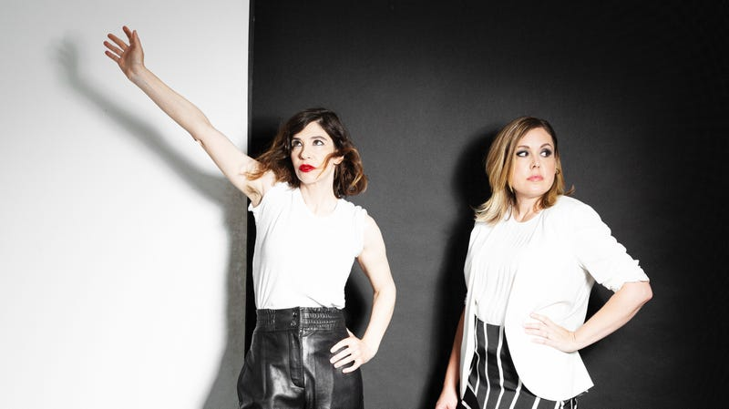 Illustration for article titled Sleater-Kinney is down, but not defeated, on The Center Won't Hold