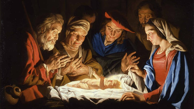 A Christmas Miracle The 3 Ways Baby Jesus Immediately Asserted His