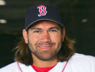 Illustration for article titled Attempt To Delay Ejaculation By Thinking About Baseball Ruined By Crush On Johnny Damon