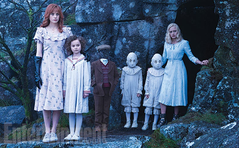 Illustration for article titled The First Images from Miss Peregrine's Home for Peculiar Children Are Totally Creepy