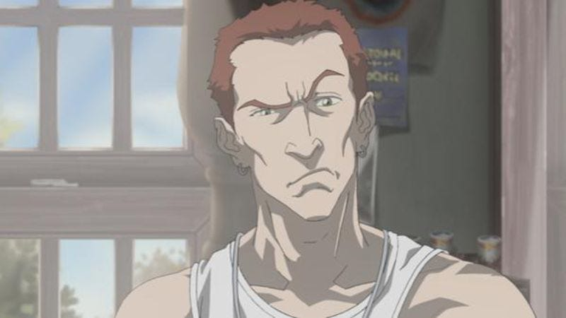 The Boondocks Its Goin Down
