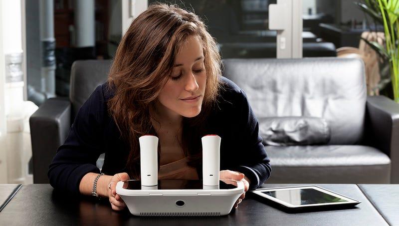 Illustration for article titled OSnap, una aplicación para enviar mensajes con olores desde el móvil