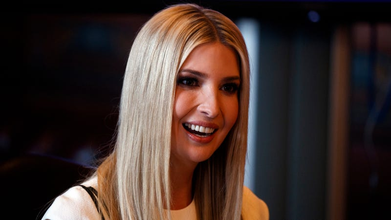 Illustration for article titled Ivanka Trump Says She Is Not 'President of All Women's Issues'