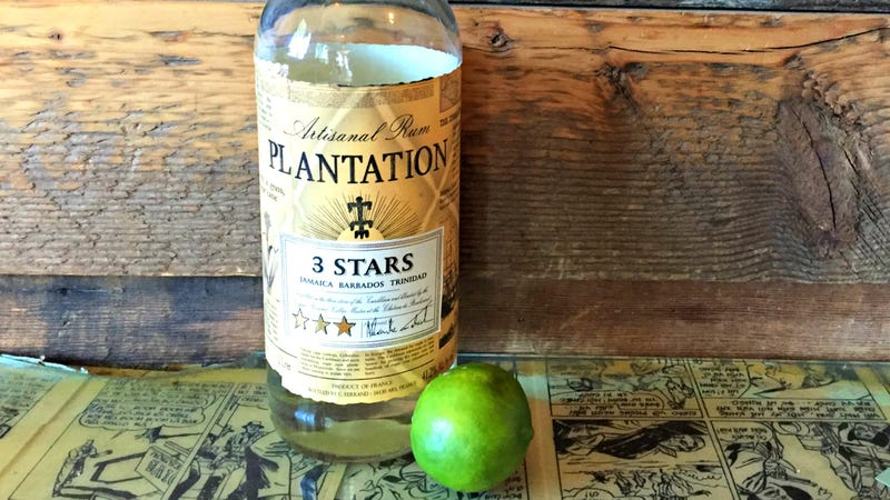 Illustration for article titled Plantation Silver 3 Star RumWill Break Your Bacardi Habit