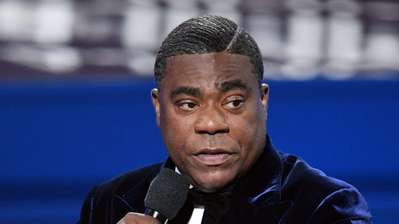 Host Tracy Morgan speaks onstage during The 2019 ESPYs on July 10, 2019 in Los Angeles, California.