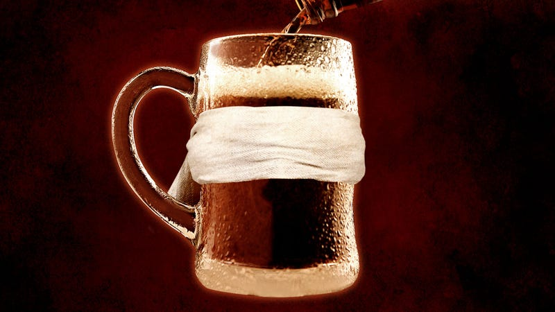 Illustration pour l'article intitulé Un test de dégustation à l'aveugle pour déterminer la meilleure bière de racine