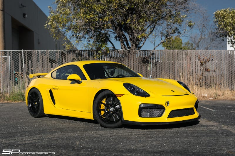 Illustration for article titled The Porsche Cayman is flawed - and it's not just the engine