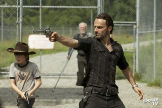 Illustration for article titled The Walking Dead Episode 3.07 Promo Pictures