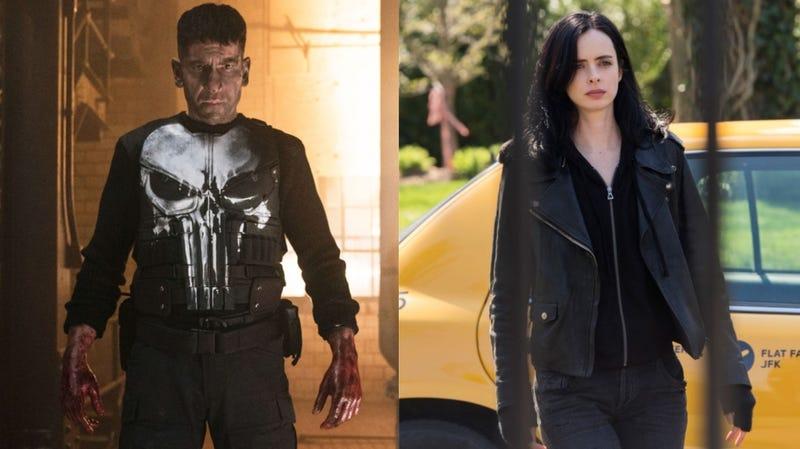 Illustration for article titled Netflix confirma nuestras sospechas: The Punisher y Jessica Jones han sido canceladas