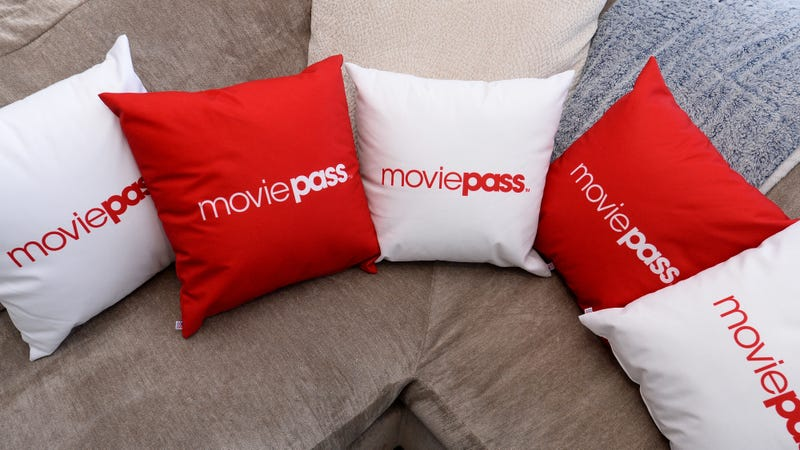 We're going to miss you when this is all over, Getty Images photoset of the MoviePass House from Sundance 2018.