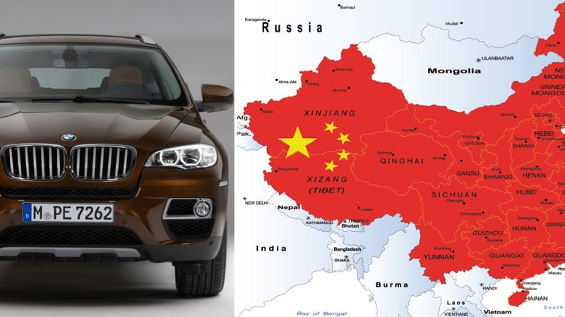 luxury car export scheme  How To Make Money By Illegally Shipping BMWs To China