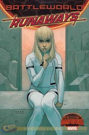 Illustration for article titled Lumberjanes' Noelle Stevenson Is Bringing Back Marvel's Runaways