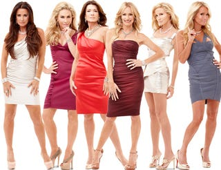 Illustration for article titled Meet The Real Housewives Of Beverly Hills